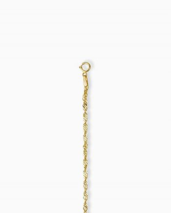 9ct Gold Singapore Chain